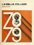 La Salle College Bulletin: Admissions Issue 1978-1979