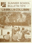 La Salle College Summer School Bulletin 1979