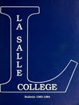 La Salle College Bulletin: Catalog Issue 1983-1984