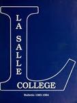 La Salle College Bulletin: Catalog Issue 1983-1984