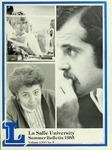 La Salle University Summer Bulletin 1985