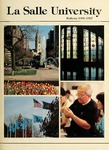 La Salle University Bulletin: Catalog Issue 1986-1987