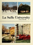La Salle University Bulletin: Catalog Issue 1987-1988