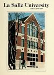 La Salle University Bulletin: Catalog Issue 1988-1989