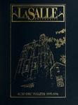 La Salle University Academic Bulletin 1995-1996