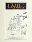 La Salle University Academic Bulletin 1998-1999