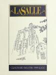 La Salle University Graduate Bulletin 1999-2000