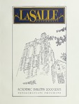 La Salle University Academic Bulletin Undergraduate Catalog 2000-2001 by La Salle University