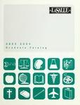 La Salle University Graduate Catalog 2003-2004