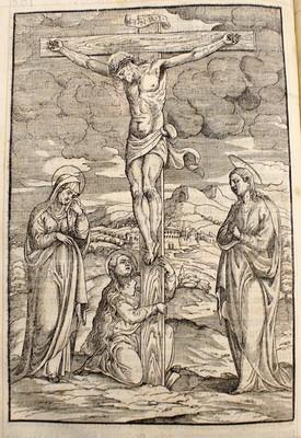 Missæ Episcopales Pro Sacris Ordinibus Conferendis. Venice, Italy, [ca.1563]