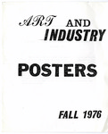 Art and Industry Posters