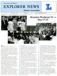 Explorer News: Spring Semester 1991