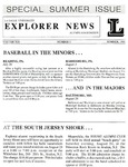 Explorer News: Special Summer Edition 1991