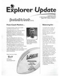 The Explorer Update Vol. 2 No.1 by La Salle University