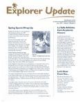 The Explorer Update Vol. 1 No. 3 by La Salle University
