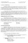 Faculty Bulletin: October 18, 1954