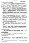 Faculty Bulletin: January 24, 1955
