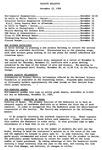 Faculty Bulletin: November 12, 1956