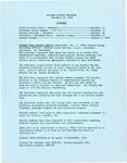 Faculty Bulletin: December 15, 1958