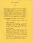 Faculty Bulletin: February 13, 1959