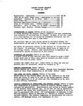 Faculty Bulletin: January 22, 1959