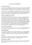 Faculty Bulletin: Fall 1954, Issue 1a