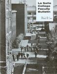 Faculty Bulletin: January 20, 1969