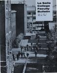 Faculty Bulletin: May 28, 1969