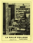 Faculty Bulletin: September 22, 1969