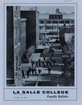 Faculty Bulletin: October 20, 1969