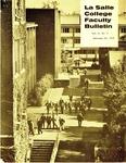 Faculty Bulletin: February 16, 1970