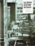 Faculty Bulletin: September 23, 1970