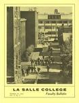 Faculty Bulletin: December 16, 1970