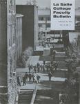 Faculty Bulletin: February 18, 1971