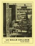 Faculty Bulletin: October 6, 1971