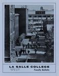 Faculty Bulletin: December 8, 1971