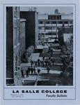 Faculty Bulletin: February 6, 1972