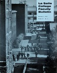 Faculty Bulletin: February 7, 1973