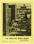 Faculty Bulletin: April 10, 1973