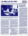 Faculty Bulletin: October 20, 1978