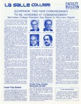 Faculty Bulletin: May 7, 1979