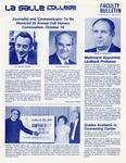 Faculty Bulletin: October 17, 1980