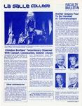 Faculty Bulletin: May 6, 1981