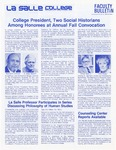 Faculty Bulletin: October 20, 1981