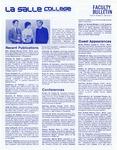 Faculty Bulletin: December 20, 1982