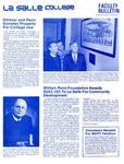 Faculty Bulletin: February 24, 1984