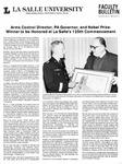 Faculty Bulletin: April 29, 1988