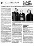 Faculty Bulletin: November 30, 1988