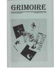 Grimoire Vol. 25 Fall 1994