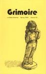 Grimoire Vol. 33 Spring 1999 by La Salle University